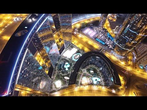Abu Dhabi -beautiful Reem island -DJI P3