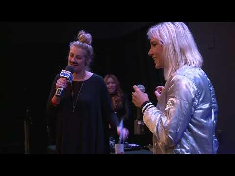 STASH - Interview (Live 95.5)