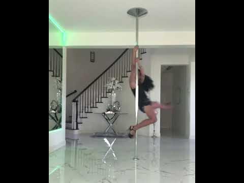 Bretman Rock Pole dancing while his mom records (he calls it bonding 😭) thumbnail