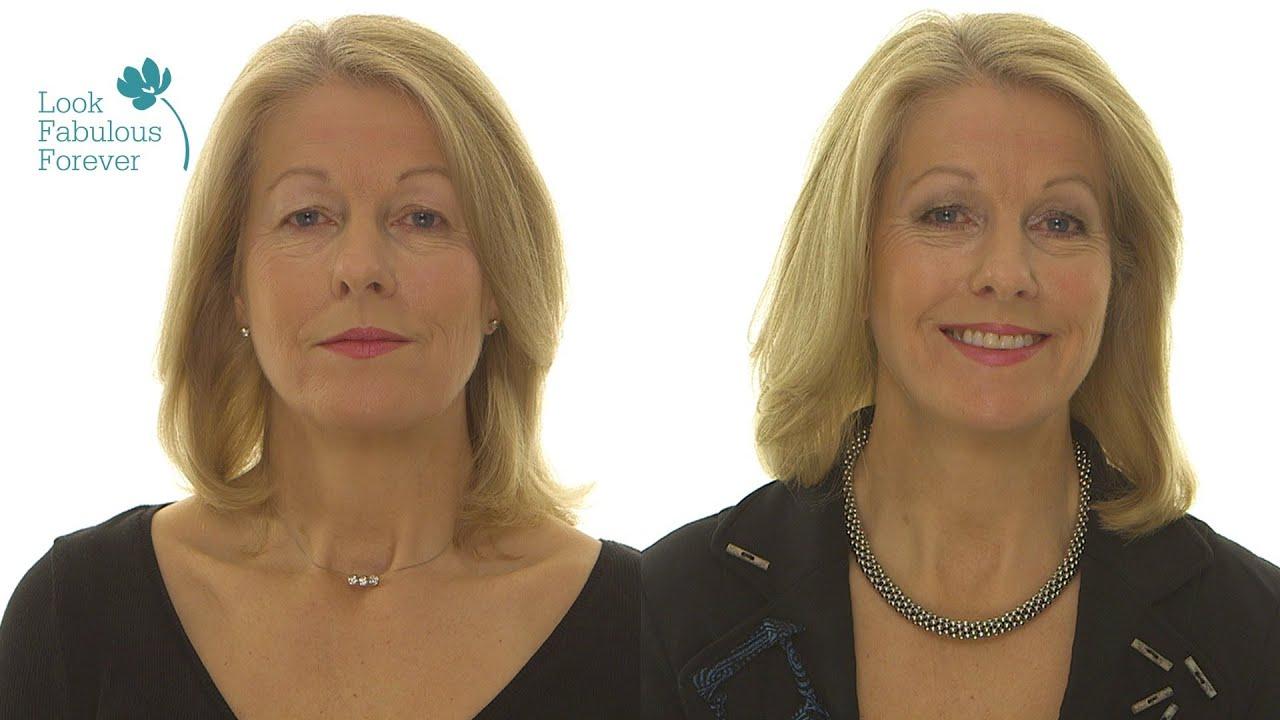 Makeup For Older Women Define Your Hooded Eyes You