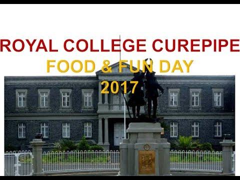 Royal College Curepipe - Food & Fun Day 2017
