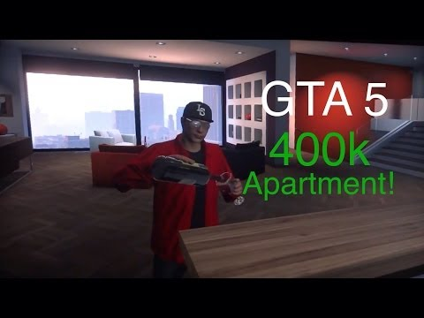 how to buy an apartment in gta 5 online