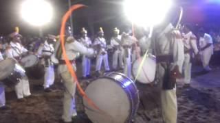 Chavakkad Manathala Nercha Youth Power 14 Threevarnna kazhcha-Band Melam.