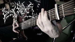 DYING FETUS - Killing On Adrenaline Guitar Cover By Siets96 (HD)