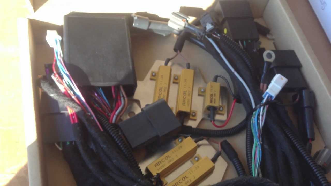 Facelift Wire Harness W221 Mercedes Benz Amg S65 S63