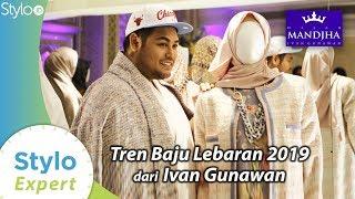 Gambar cover Tren Baju Muslim untuk Lebaran Ramadan 2019, Model Koleksi Mandjha Hijab by Ivan Gunawan