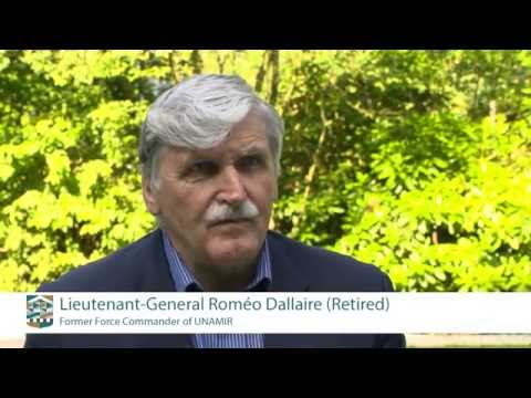 Interview: Roméo Dallaire On Rwanda And R2P