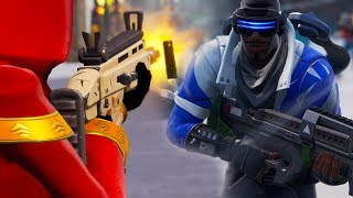 BLOODS VS CRIPS EP. 1 | FORTNITE [HQ]
