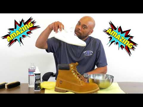 How to Waterproof Shoes - Shoe MGK
