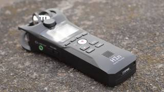 Zoom H1n- In depth Review & Field Test[Vocal/Guitar/Lapel]-Best Handy Recorder?