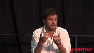 The Undesirables: Mark Isaacs on Nauru at the Sydney Writers Festival