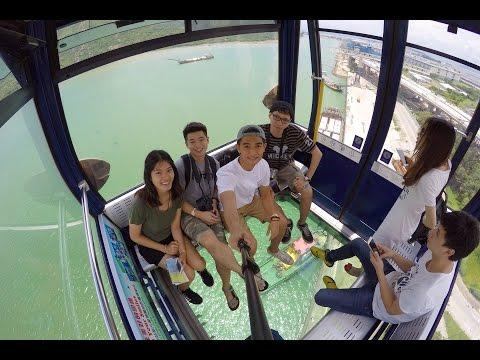 พาเที่ยวฮ่องกง ภายใน 8 นาที  Hong kong Trip