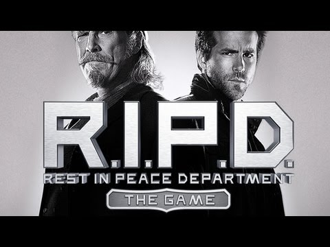 O que é R.I.P.D. The Game? (PC, Xbox 360, PS3) [Shooter]
