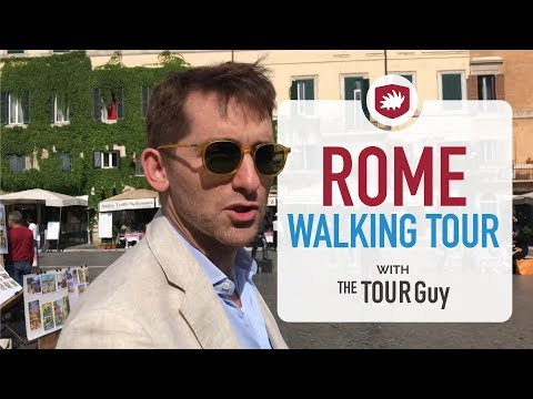DIY Walking Tour of Rome