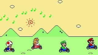 Calm & Relaxing Mario Kart Music Mix
