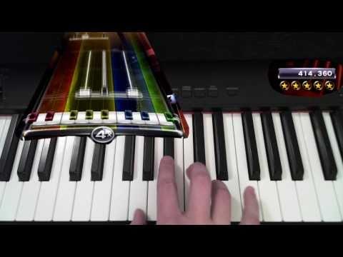 Bon Jovi - Livin' on a Prayer (Rock Band Expert Pro Keys 420k GS)