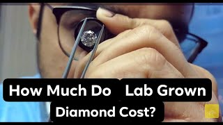 How much do lab grown diamond cost ? Where to find best deal
