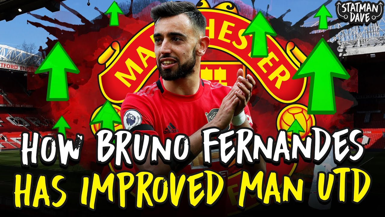 How Bruno Fernandes Has Improved Manchester United | Tactics Explained