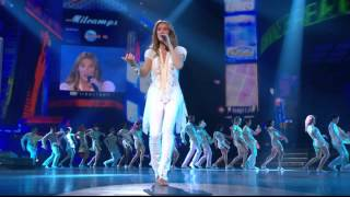 celine dion all by myself live