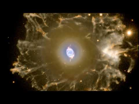 Classroom Aid – Cat's Eye Nebula – A