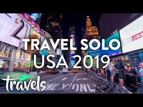 Best American Cities For Summer Solo Travel (2019) | MojoTravels