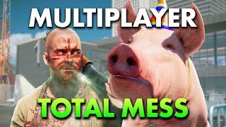Far Cry 5 Multiplayer Is A Total Mess