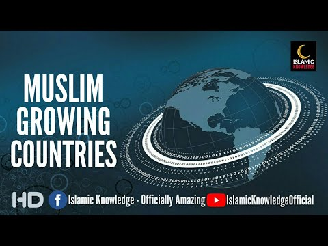Top Countries Where Muslim Population Will Increase The Most By 2050