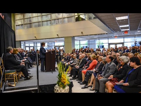 Dedication of the Antonin Scalia Law School in Arlington, Virginia