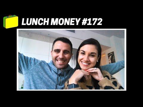 Lunch Money #172: PayPal, BlackRock, Wondery, Phone Tracking, Supreme, #ASKLM