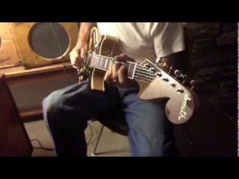 The Grady Martin Sound Using A TK Smith C.A.R. Pickup