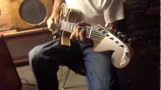 The Grady Martin sound using a TK Smith C.A.R. Pickup