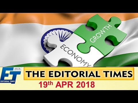 The Hindu | The Editorial Times | 19th April 2018 | Newspaper | UPSC | SSC  | BANK