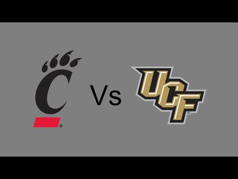 Cincinnati Bearcats vs UCF Knights highlights (11/17/18)