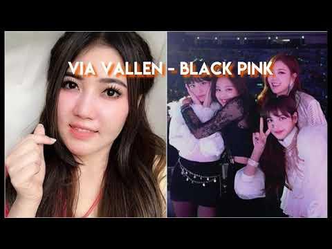 Via Vallen - Cover Black Pink Koplo Dangdut Terbaru