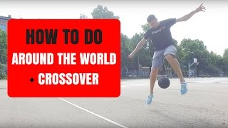 Touzani around the world - AZUN Freestyle football - TATW