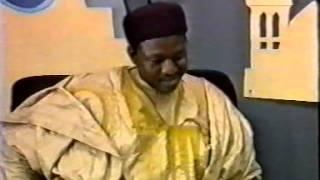 Sheikh Abdul Jabbar Nasiru Kabara Iyayen Annabi 2/2