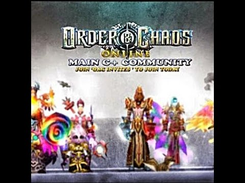 Order And Chaos Online - Join Community Board - Google+ - Read Description