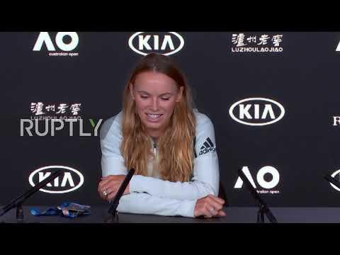 Australia: Defending champion Wozniacki 'excited' to return to Australian Open Mp3