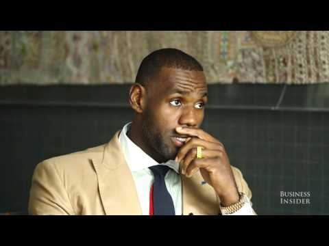 LeBron talks about the insane NBA Finals, Kevin Durant, his startup, and his diet