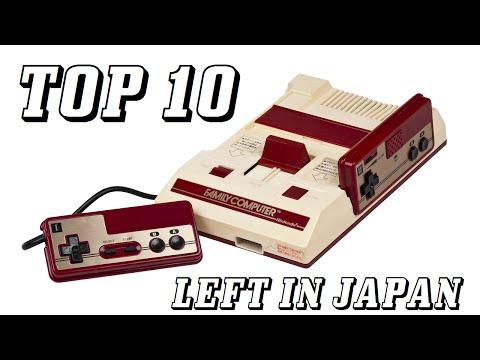 Top 10 Famicom Games Left in Japan - KWKBOX