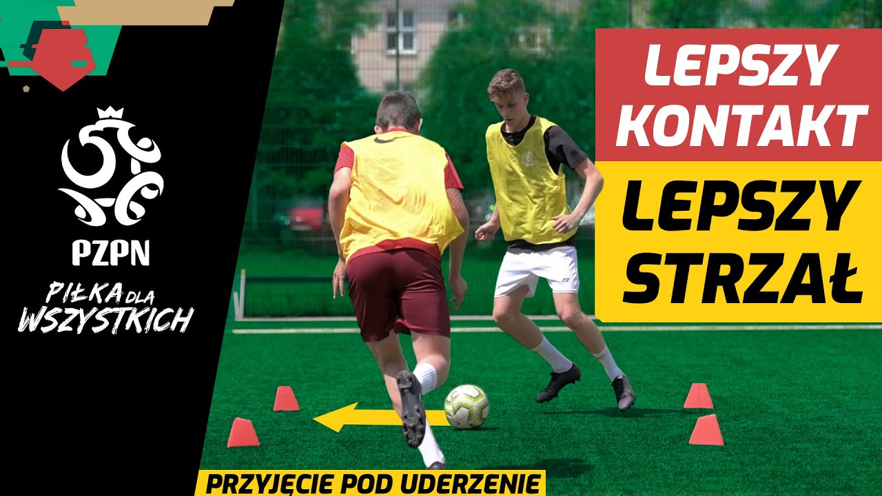 POPRAW PIERWSZY KONTAKT ⚽ 4 proste ćwiczenia z piłką