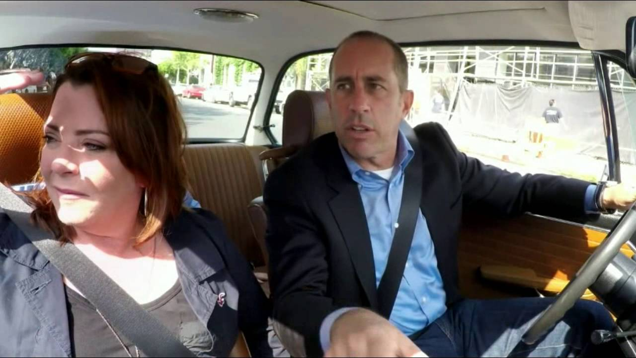 Comedians In Cars Getting Coffe Not Working
