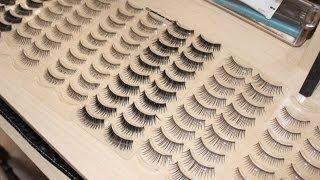 Product Review: False Eyelashes