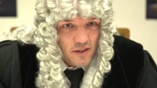Tyron Zeuge und Jürgen Braehmer im Gericht