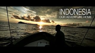 Postcard From Indonesia: Our Adventure Home