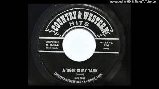 Jack Bond - A Tiger In My Tank (Country & Western Hits 326) [1965 rockabilly]