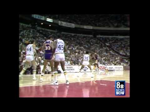 1984: Jabbar Sets NBA Scoring Record