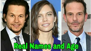 Mile 22 Real Names and Age | Movie | 2018