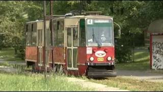 Ostatni kurs gliwickiego tramwaju