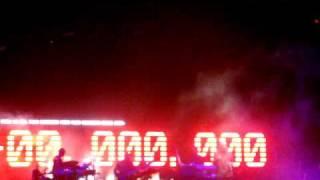 Massive Attack en Argentina- Girl I Love You